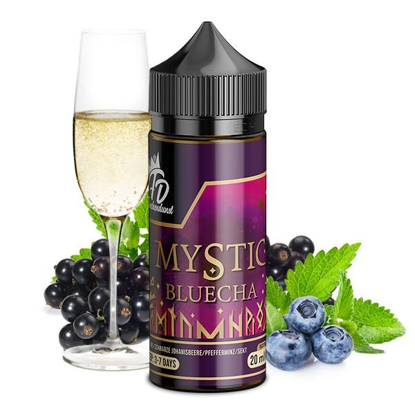 FLASCHENDUNST - Mystic Bluecha Longfill Aroma 20 ml