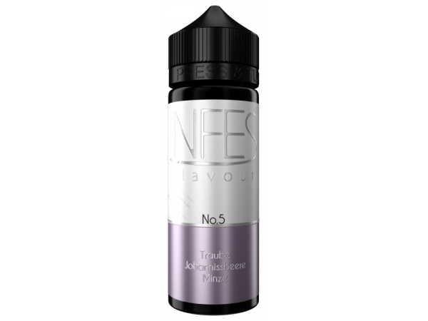 NFES Flavour - No.5 Longfill Aroma 20 ml