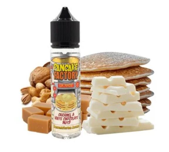 Pancake Factory Aroma Caramel & White Chocolate Nuts 20ml