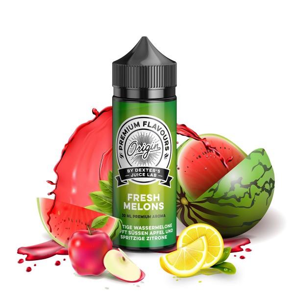 Dexter's Juice Lab Origin - Dexter's Fresh Melons Longfill Aroma 30 ml
