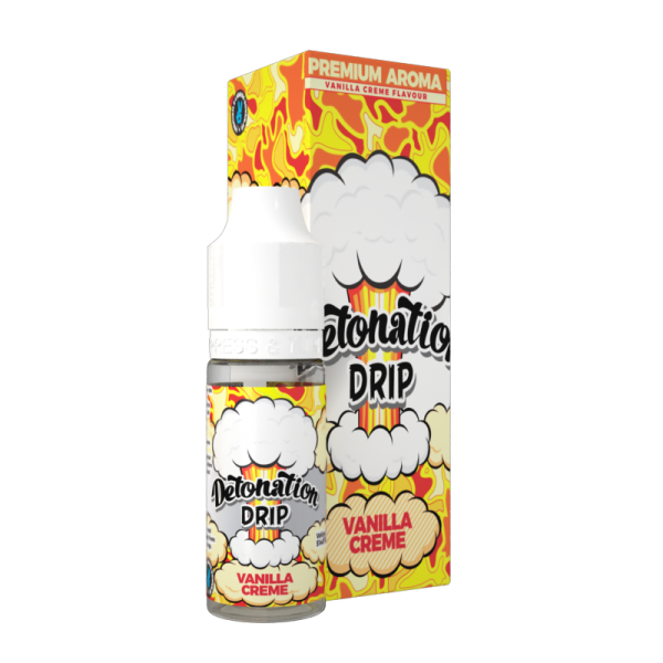 Detonation Drip Aroma Vanilla Cream 10 ml