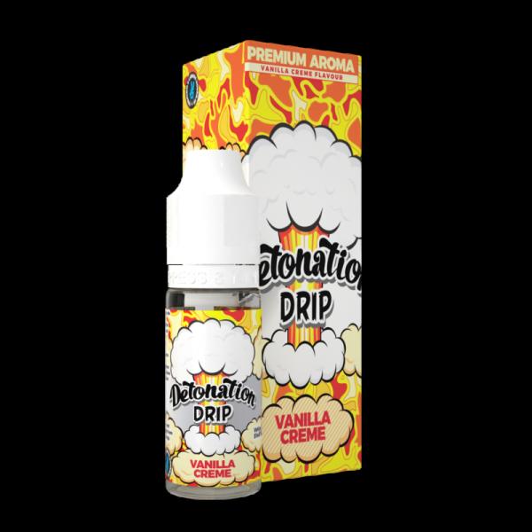 Detonation Drip Aroma Vanilla Cream 10 ml