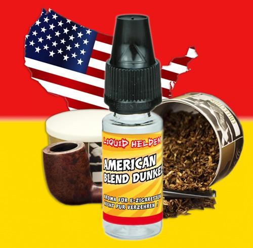 Liquid Helden Aroma American Blend Dunkel 10 ml