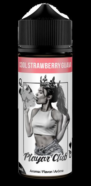 Playaz Club Aroma - Pik Dame - Cool Strawberry Guava 10 ml