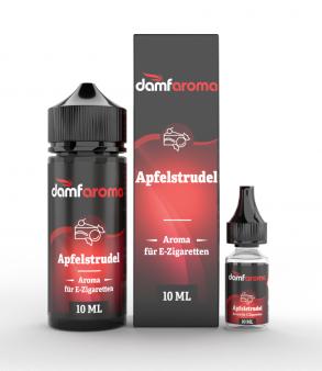 Damfaroma - Apfelstrudel Aroma 10 ml