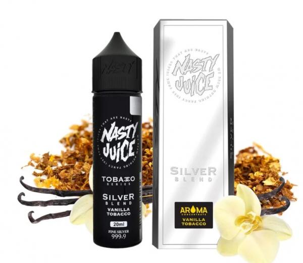Nasty Juice - Silver Blend Longfill Aroma 20 ml
