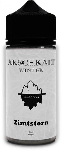 ARSCHKALT Winter Zimtstern - Longfill Aroma 20 ml