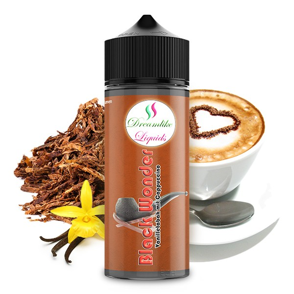 Dreamlike Liquids - Black Wonder Longfill Aroma 10 ml