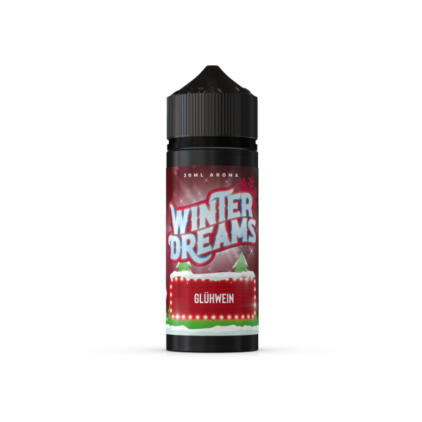 Winter Dreams - Glühwein Longfill Aroma 20 ml