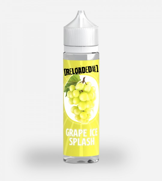 Reloaded Juice - Grape Ice Splash Aroma 10ml MHD 6.2020