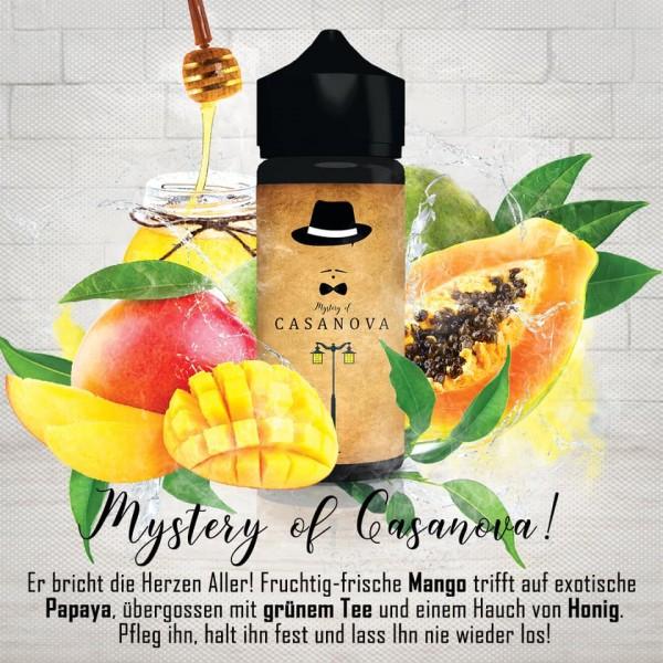 Nirvana-Flavours - Mystery of Casanova Aroma 30 ml