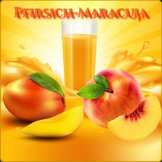 Dark Burner - Premium Pfirsich-Maracuja Aroma 10ml