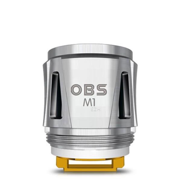 OBS Cube Mesh M1 Coil 0,2 Ohm 5er Pack