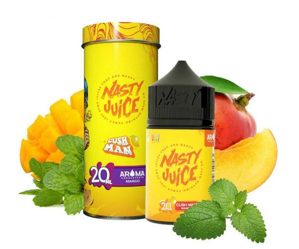 Nasty Juice - Cush Man Longfill Aroma 20 ml