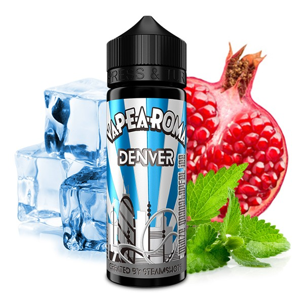 Vape-A-Roma by Steamshots - Denver Longfill Aroma 20 ml