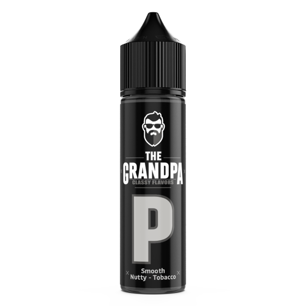 The Grandpa Vape - Smooth Nutty - Tobacco Longfill Aroma 20 ml