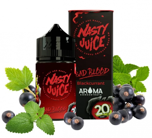 Nasty Juice - Bad Blood Longfill Aroma 20 ml