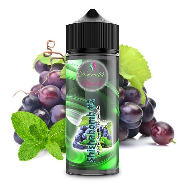Dreamlike Liquids - Shishabomb Longfill Aroma 10 ml