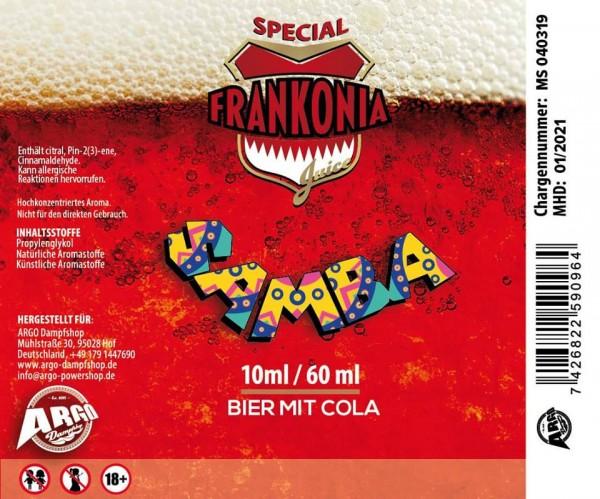Frankonia Samba Aroma 10 ml