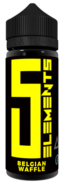 5Elements Belgian Waffle Longfill Aroma 10 ml