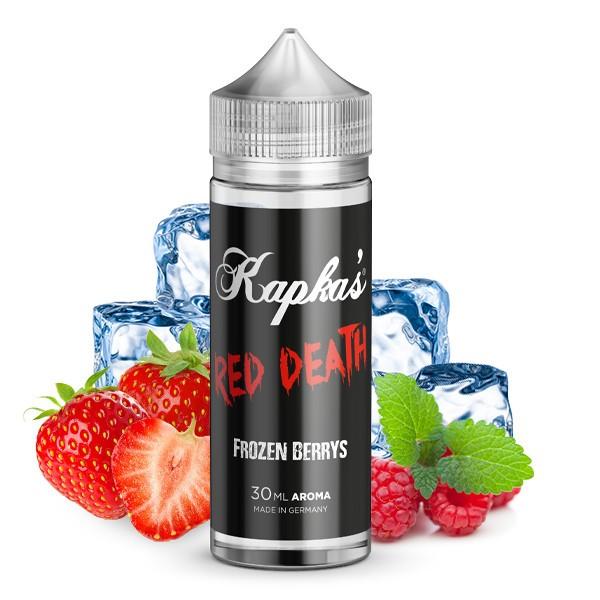 Kapkas FLAVA - Red Death Longfill Aroma 30 ml