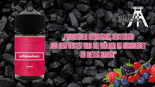 Schlawiner Longfill Aroma 10 ml
