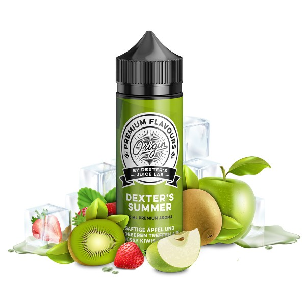 Dexter's Juice Lab Origin - Dexter's Summer Longfill Aroma 30 ml