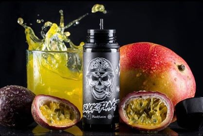 Black Flavors - Mango Maracuja Ice Tea Aroma 20 ml