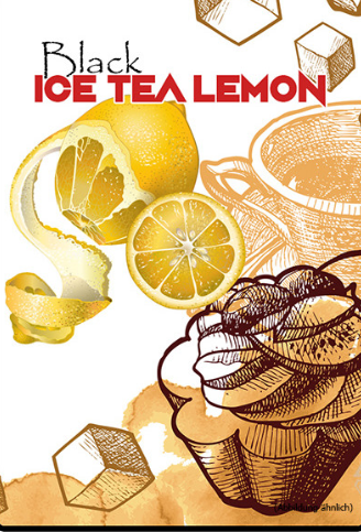 Sneak Peak - Tea Time - Ice Tea Lemon Aroma 10 ml
