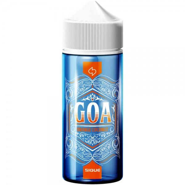 Sique Berlin Liquid Goa 100 ml