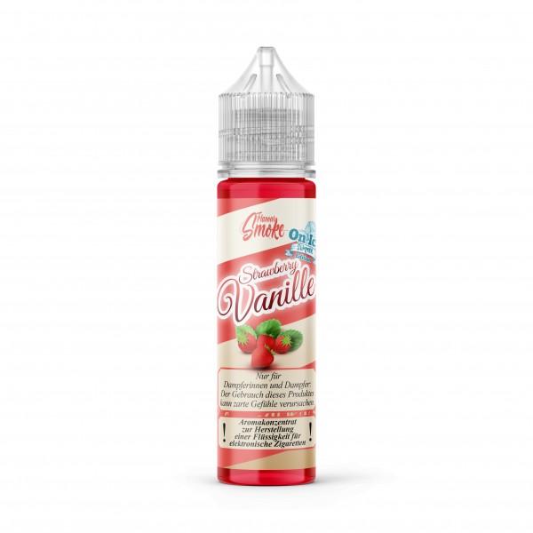 Flavour Smoke - Strawberry Vanille On Ice Aroma Longfill 20ml