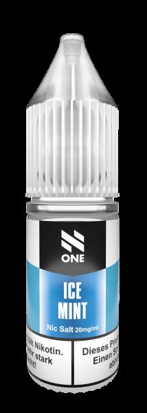 N One - Ice Mint Nikotinsalz Liquid 10 ml