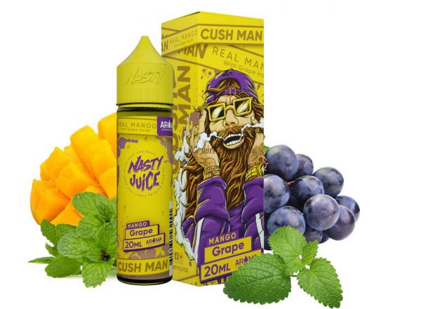 Nasty Juice - Cush Man Grape Longfill Aroma 20 ml