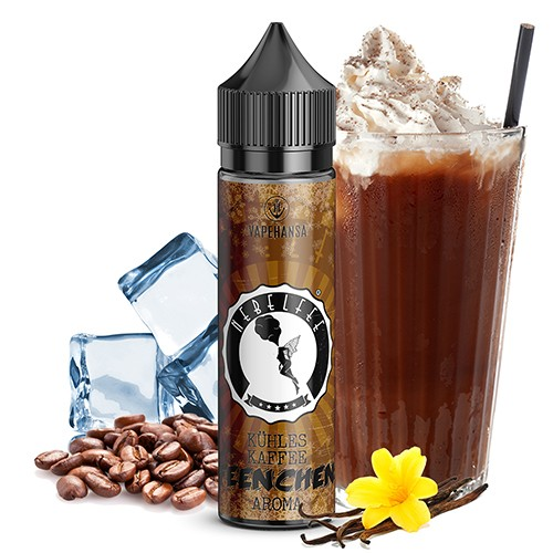 Nebelfee's EISKAFFEE FEENCHEN Longfill Aroma 10ml