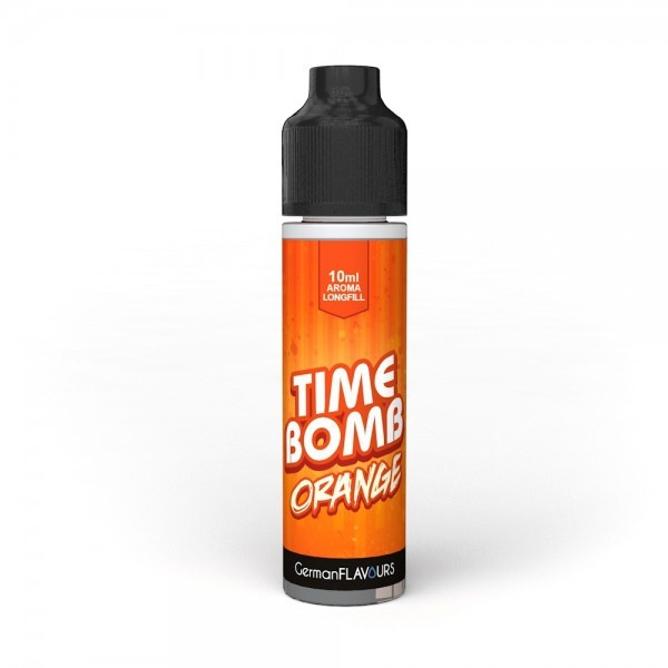 German Flavours - Timebomb Orange Longfill Aroma 10 ml