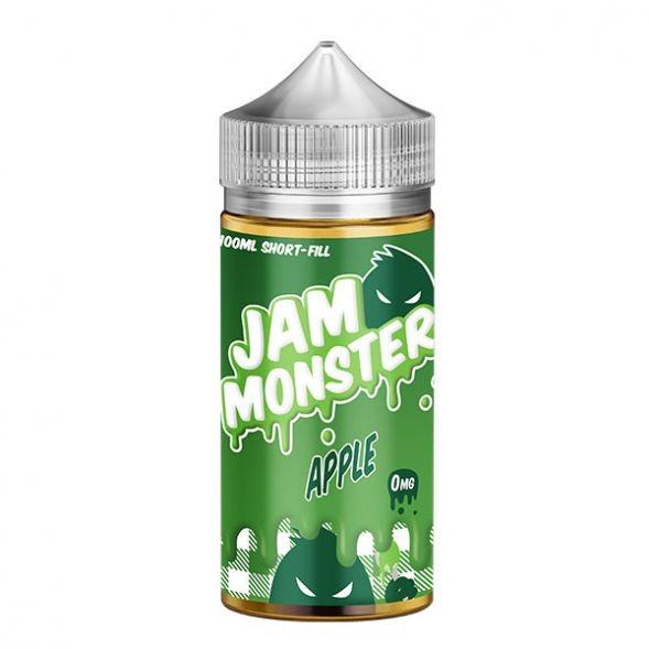 Monster Vape Lab Liquid - Jam Monster Apple 100ml