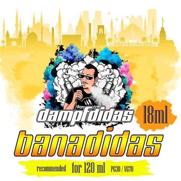 Dampfdidas - Bananidas Aroma 18 ml