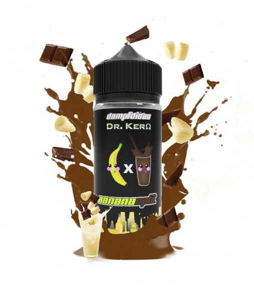 Dampfdidas-Dr.Kero Aroma Bananasplit 18 ml