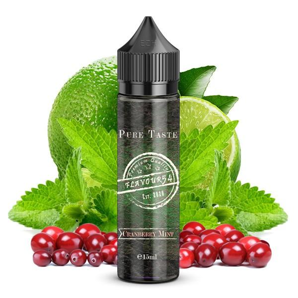 Flavour 54 Cranberry Mint Aroma 15 ml