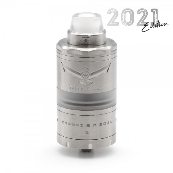 Vapor Giant Verdampfer - Kronos 2 M RTA - 2021 Edition