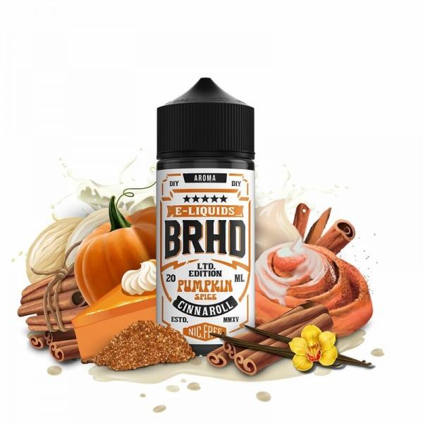 Barehead - Pumpkin Spice Cinnaroll Longfill Aroma 20 ml