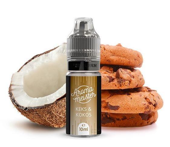 AROMAMEISTER Aroma - Keks & Kokos 10 ml