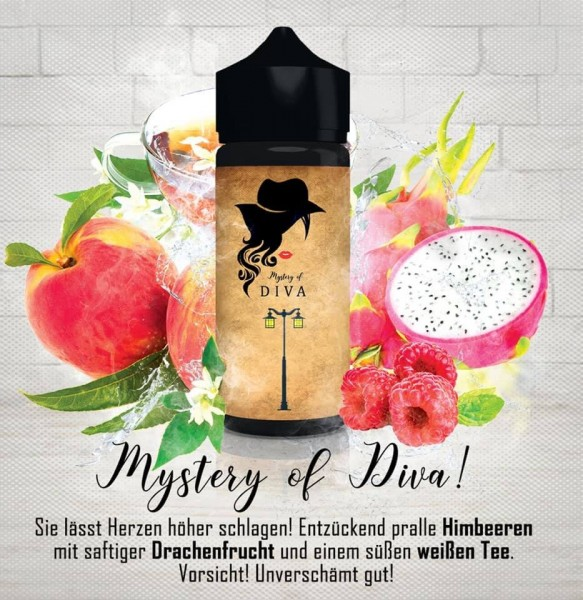 Nirvana-Flavours - Mystery of diva Aroma 30 ml
