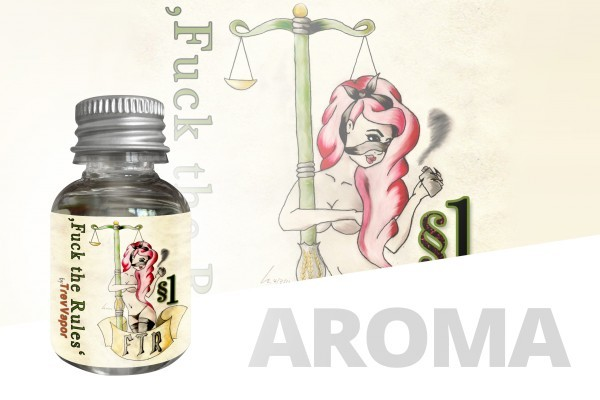 Fuck the Rules §1 Aroma 20 ml