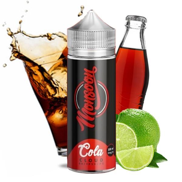 MONSOON Cola Cloud Premium Liquid 100 ml