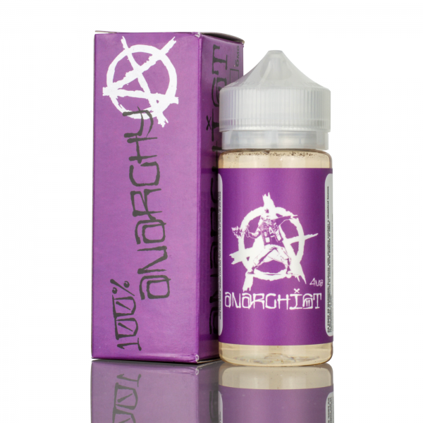 Anarchist Purple - Shortfill Liquid 100 ml