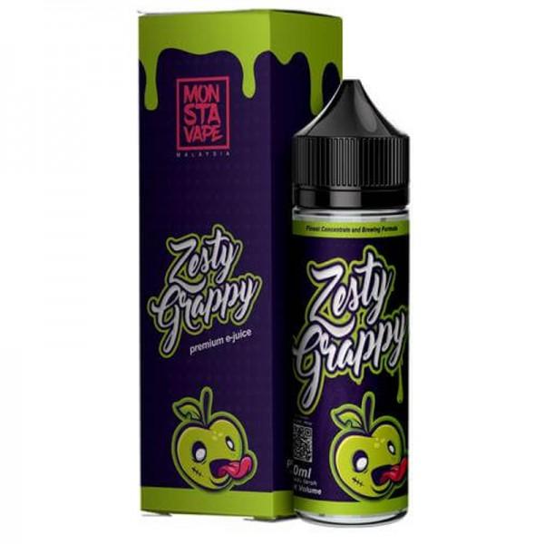 Monsta Vape - Zesty Grappy Liquid 50 ml