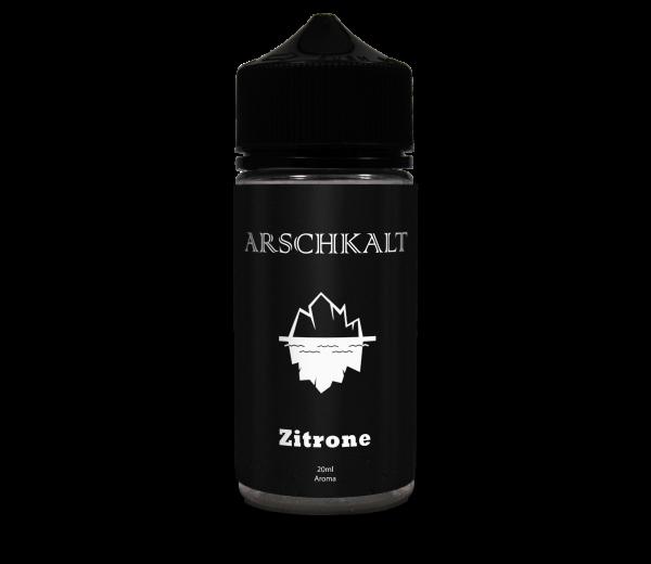 ARSCHKALT Zitrone - Longfil Aroma 20 ml