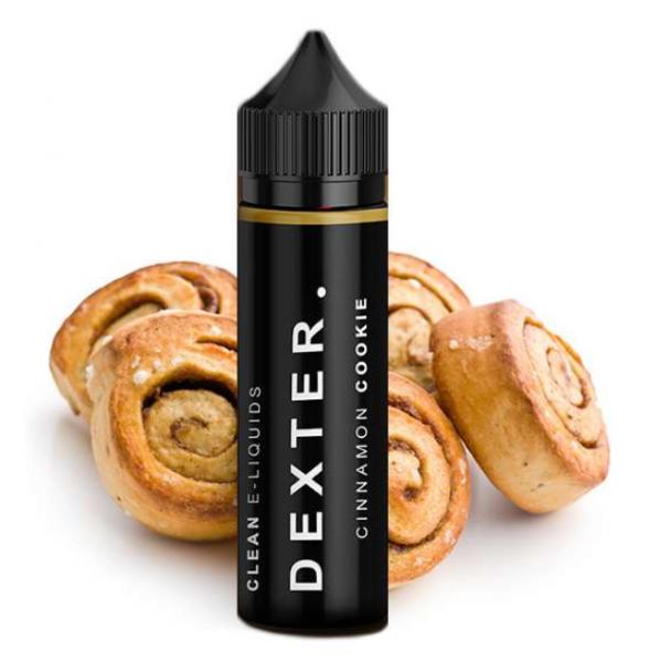 Dexter - Cinnamon Cookie Longfill Aroma 15 ml