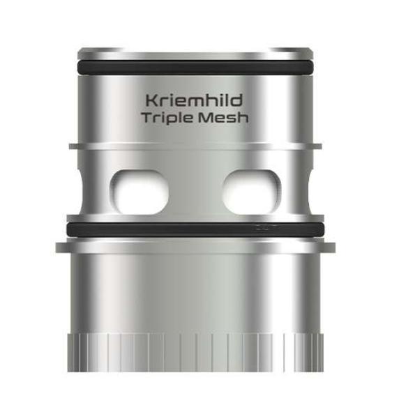 Vapefly Kriemhild Ersatz Verdampferkopf - Triple Mesh Coil 0,15 Ohm